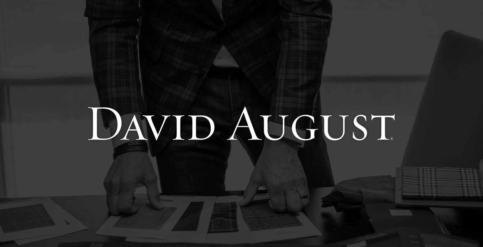 david august logo refresh primary logo design