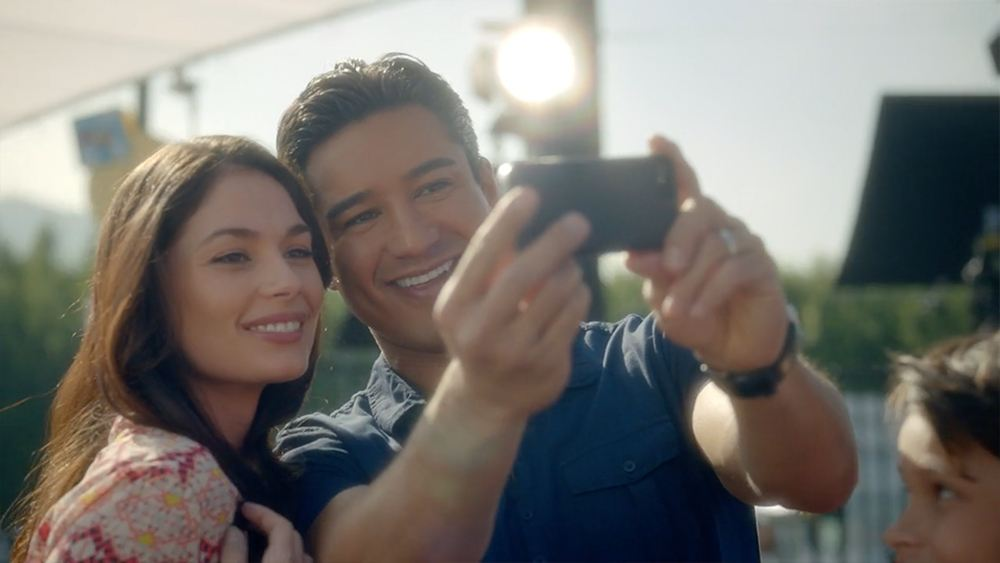 LA Tourism - LA Story Commercial Mario Lopez Framegrab